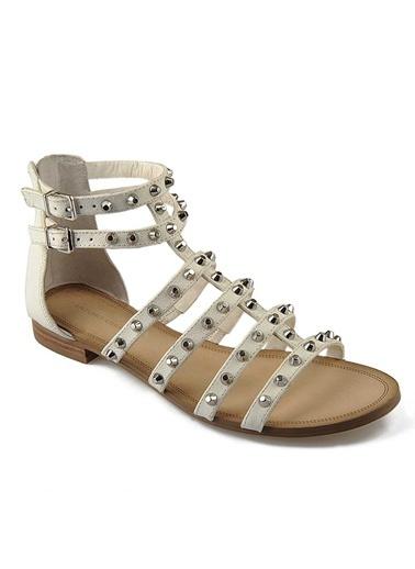 %100 Deri Sandalet-Arturo Chiang